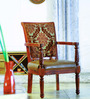 Rochester Chair in Honey Oak Finish by Amberville