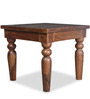 Lawrence Table in Provincial Teak Finish by Amberville