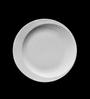 Lazzaro Stella White Porcelain Plate
