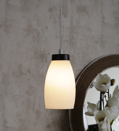 LeArc Designer Lighting Brown Mild Steel Pendant - 1475414