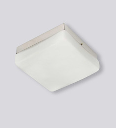 LeArc Designer Lighting Canopy CL369 White Flush Mounted Light