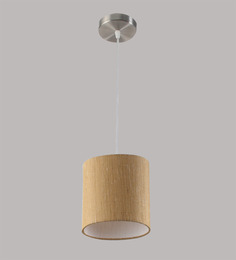 LeArc Designer Lighting HL3734 Light Brown Pendant