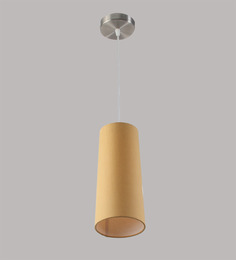 LeArc Designer Lighting HL3744 Light Brown Pendant