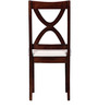 Santa Fe Dining Chair in Provincial Teak Finish by Woodsworth