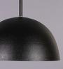 LeArc Designer Lighting Black & Grey Aluminium Pendant