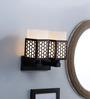 LeArc Designer Lighting Brown Mild Steel Upward  Wall Light