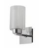 Learc Designer Lighting Chrome Mild Steel Wl1878 Wall Mounted