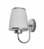 Learc Designer Lighting Chrome Mild Steel Wl1928 Wall Mounted