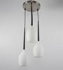Learc Designer Lighting Nickel Mild Steel Hl3523-3 Pendant