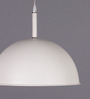 LeArc Designer Lighting White & Green Aluminium Pendant Light