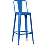 Raglan Bar Chair in Blue Color by Bohemiana