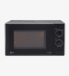LG 20L Solo Microwave (Model: MS2025DB)
