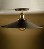 Ilya Ceiling Lamp in Black by Bohemiana