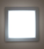 Cassia Ceiling Lamp in White by CasaCraft