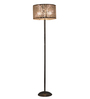 Adelita Floor Lamp in Silver by CasaCraft