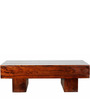 Oakville Coffee Table in Honey Oak Finish by Woodsworth