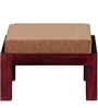 Freemont Coffee Table Set in Passion Mahogany Finish by Woodsworth