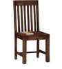 Amarillo Dining Chair in Provincial Teak Finish by Woodsworth