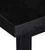 Savannah Space Saver Solid Wood Study Table in Espresso Walnut Finish by Woodsworth