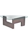 Lisburn Center Table in Wenge Finish by Nilkamal