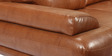 Lloyd Three Seater Sofa in Brown Colour by Home City