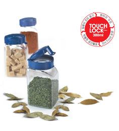 Lock&Lock 380 Ml Spice Jar - Set Of 4