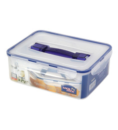 Lock&Lock Transparent 4800 Ml Storage Container