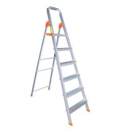 Loren Aluminium 5 Step 6.6 FT Platform Ladder