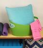 Lock&Lock Plastic Green 10 L Inplus Easy Grip Basket