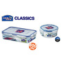 Lock&Lock Lunch Box Component Series 2 Pcs Container Set - 800ml,140ml