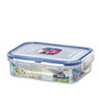 Lock&Lock Classics Transparent 360 Ml Storage Container-Set of 3