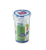 Lock&Lock Classics Transparent 430 Ml Storage Container-Set of 3
