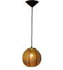 Logam Ajoure Goldenn Metal Ceiling Lamp
