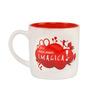 Logo Embossed 400 ML Coffee Mug by Imagica
