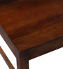 Lanford Dining Chair In Provincial Teak Finish by Amberville