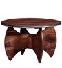 Forestville Coffee Table in Provincial Teak Finish by Woodsworth