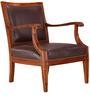 Lounge Chair - Leather by Tube Style