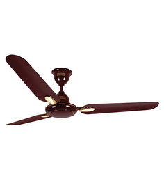 Luminous Dhoom 1200mm Brown Ceiling Fan