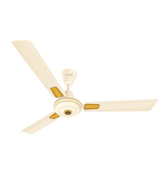 Luminous Krazy 1200mm Pearl Ceiling Fan