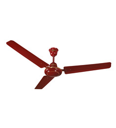 Luminous Rapid 1200mm Brown Ceiling Fan
