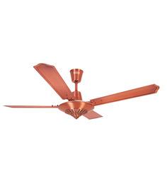 Luminous Inspire Ceiling Fan - Brushed Copper 1200mm