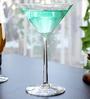 Lucaris Shanghai Soul Clear 230 ML Martini Glasses - Set of 6