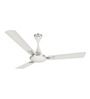Luminous Audie White Ceiling Fan