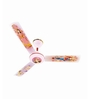 Luminous Play 1200mm Pink Doll Ceiling fan