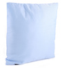 Lushomes Light Blue Polyester 16 x 16 Inch Bright & Fluffy Cushion Insert - Set of 2