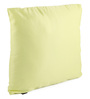 Lushomes Lime Green Polyester 16 x 16 Inch Bright & Fluffy Cushion Insert - Set of 2