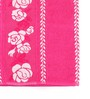 Lushomes Pink Cotton 30 x 60 Bath Towel