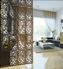 Lyfe Room Divider in Wenge by Bohemiana