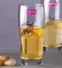 Lyra Bardy 370 ML Highball Whisky Glasses - Set of 6