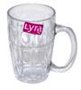 Lyra Boston Beer Mugs - Set of 6
